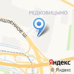 Мебель Оптима на карте Ярославля