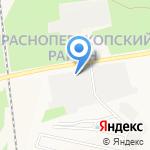 Ярославский хлебозавод №2 на карте Ярославля