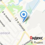 ДорСтройЦентр на карте Ярославля