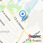 Навигатор на карте Ярославля