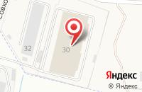 Схема проезда до компании Производственно-торговая фирма в Дядьково
