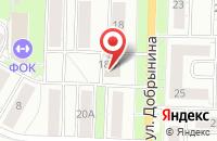 Схема проезда до компании Five в Ярославле