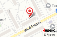 Схема проезда до компании Spar Ярославль в Ярославле