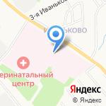 Детский травматологический пункт на карте Ярославля