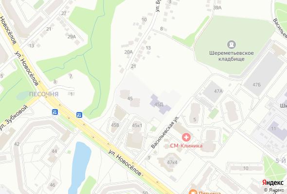 жилой комплекс СМАРТ дом Березка на Новоселов