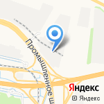 Мотор СВ на карте Ярославля