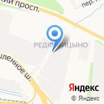 Вектор-М на карте Ярославля