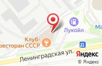 Схема проезда до компании АвтоМиг в Вологде