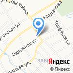 Татьяна на карте Ярославля