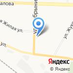 Горизонт на карте Ярославля