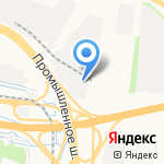ДВС-Сервис на карте Ярославля