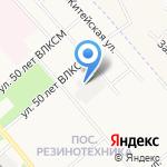 Golden Hammers на карте Ярославля