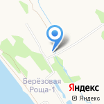 Толга на карте Ярославля