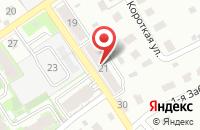 Схема проезда до компании Яроблсельхозпродукт в Ярославле