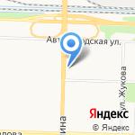 ПиццаФабрика на карте Ярославля