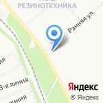 Пять звёзд на карте Ярославля