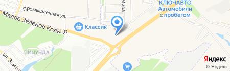 Изобилие на карте Аксая