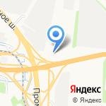 АТП Ярославское на карте Ярославля