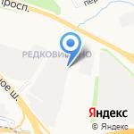 Лилия на карте Ярославля