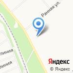 Зеленый мир на карте Ярославля