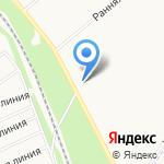 Топтыжка на карте Ярославля