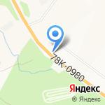 Виват на карте Ярославля