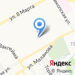 Центр социальной помощи семье и детям на карте Ярославля