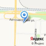 Моя семья на карте Ярославля