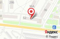Схема проезда до компании Контакт Плюс в Ярославле