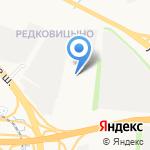 Краз-Ярославль на карте Ярославля
