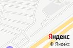 Схема проезда до компании Цитадель-Авто в Аксае