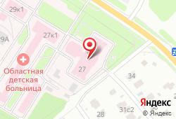 Областная детская клиническая больница в Ярославле - Тутаевское шоссе, д. 27: запись на МРТ, стоимость услуг, отзывы