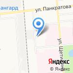 РекламаСтройКомплект на карте Вологды