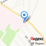Ярославская областная детская клиническая больница на карте Ярославля