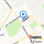 Надежда 98 на карте Ярославля