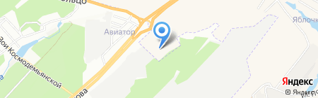 Банкомат Банк ВТБ 24 на карте Аксая