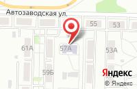 Схема проезда до компании Детский дом Ленинского района в Ярославле