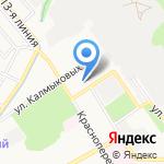 Управление Федеральной службы по надзору в сфере здравоохранения и социального развития по Ярославской области на карте Ярославля
