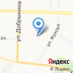 Молодость на карте Ярославля