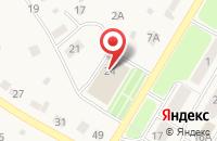 Схема проезда до компании Парикмахерская в Турлатово