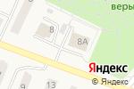 Схема проезда до компании Национальный платёжный сервис в Полянах