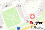 Схема проезда до компании Златый тереМ в Северодвинске