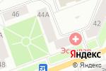Схема проезда до компании Центрофинанс Групп в Северодвинске