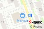 Схема проезда до компании Гости в Северодвинске