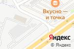 Схема проезда до компании МастерГаз в Аксае