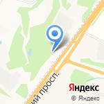 АвтоСпецТрэйд на карте Ярославля