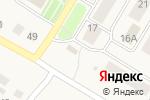 Схема проезда до компании Кормилец в Турлатово