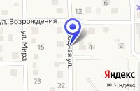 Схема проезда до компании МОУ ШКОЛА СРЕДНЕГО ОБЩЕГО ОБРАЗОВАНИЯ №2 в Песчанокопском