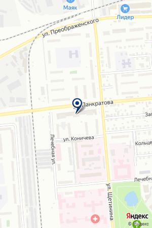 Автоарсенал35 на карте Вологды
