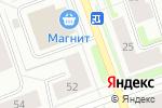 Схема проезда до компании Простые вещи в Северодвинске